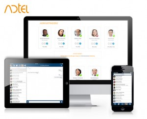 unified communication pannello