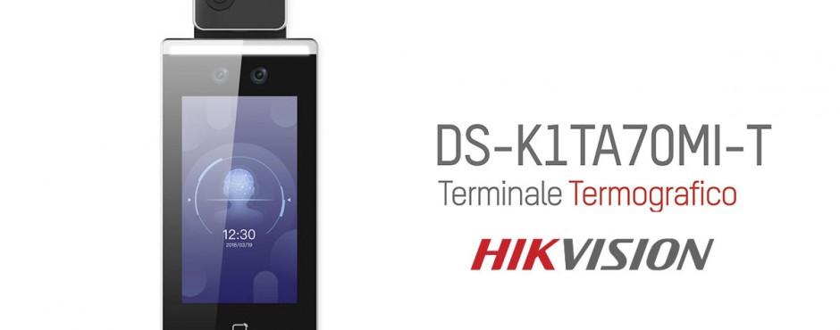 testata terminale termografico hikvision